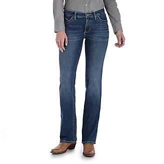 Wrangler Ladies Willow Ultimate Riding Jeans