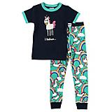 Lazy One Unicorn Kids Pajama Set