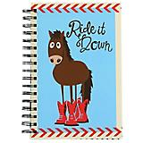 Lazy One Ride It Down Notebook