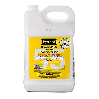 Pyranha Space Spray 1-10 HP Concentr Refill 55 Gal