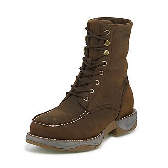 Tony Lama Mens WP Steel Junction Work Boot