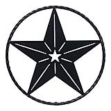 Star Motif for Bench