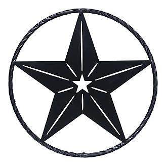 Star Motif for Bench