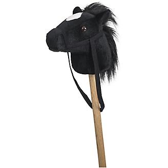 Plush Stick Horse with Multiple Sounds