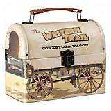 Covered Wagon Lunch Box