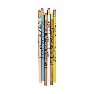 Horse Pencils Set Pack of 6