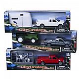 Truck and Trailer 3 Pack Set