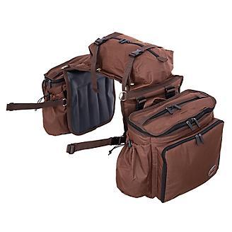 Reinsman Deluxe Leak Proof Saddle Bags