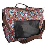 Classic Equine Posey Boot/Accessory Tote Bag