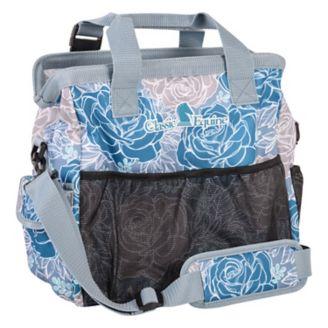 Classic Equine Rose Grooming Tote Bag