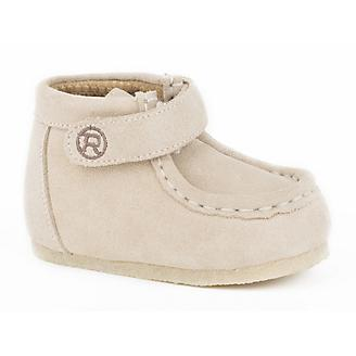 Roper Cowbabies Sand Gum Sole Chukka Boots
