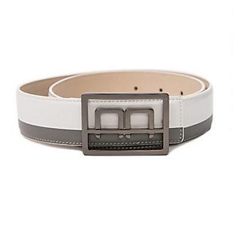 AA Bi-color Leather Belt