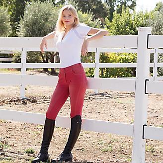 Goode Rider Ladies Vogue F/S Jean