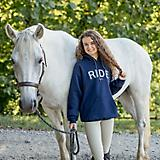 Stirrups Adult RIDE Embroidered Hoodie