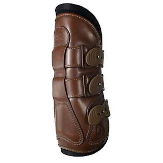 Majyk Leather Show Jumping Fetlock Boots