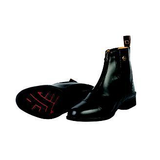Dublin Ladies Rapture Zip Paddock Boots
