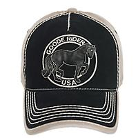 Free Goode Rider Baseball Cap                      included free with purchase