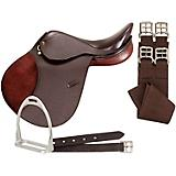 Blemished EquiRoyal Regency AP Saddle Package