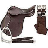 Blemished EquiRoyal Regency Event Saddle Pkg