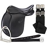 Blemished Newport Dressage Saddle Pkg