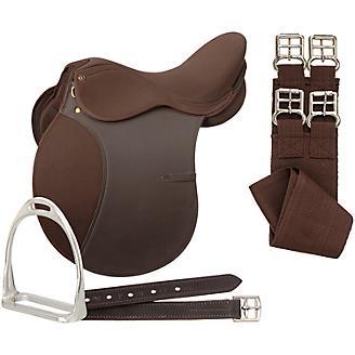 Blemished EquiRoyal AP Saddle Package