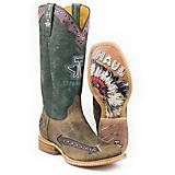 Tin Haul Ladies Wild Rose Chief Sole Boots