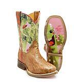 Tin Haul Kids Cacstitch Boots