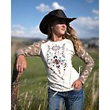 Outback Trading Ladies Liza Tee