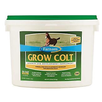 Farnam Grow Colt Supplement Pellets