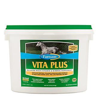 Farnam Vita Plus Supplement Pellets