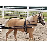 Ozark Mini/Pony Leather Harness