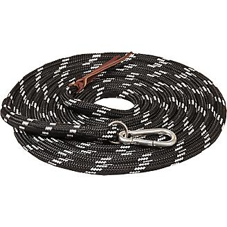 Mustang Premium Lunge Line with Winch Snap