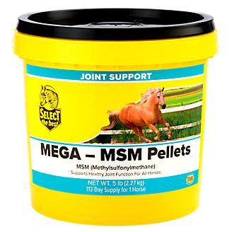 Select the Best Mega-MSM Pellets