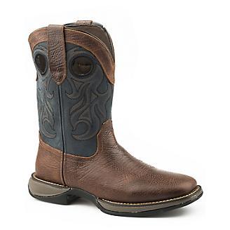 Roper Mens Wilder Square Toe Boots