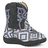 Roper Cowbabies Glitter Diamonds Boots