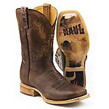 Tin Haul Mens Stampede Boots