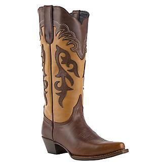 Ferrini Ladies Legend Snip Toe Boots