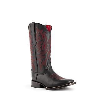 Ferrini Ladies Jane Square Toe Boots