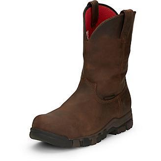 Justin Mens Basque WP Comp Toe Boots