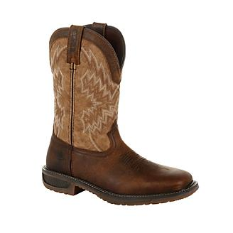 Durango Mens WorkHorse Steel Boots