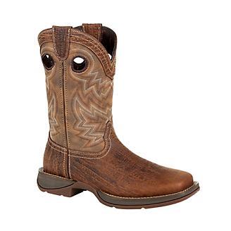 Durango Mens Rebel 11in Sq Toe Boots