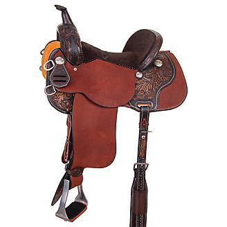 Reinsman SC BRX-Sleepy Saddle