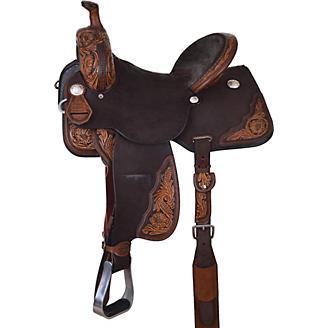 Reinsman MM Spec EFFX Saddle