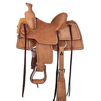 Circle Y CY JR Hardseat Roper Saddle