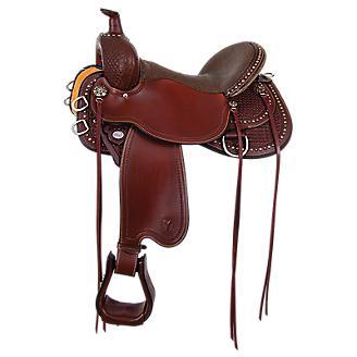 Circle Y Reno Spots Saddle