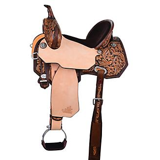 Circle Y Josey Cash Rancher Saddle