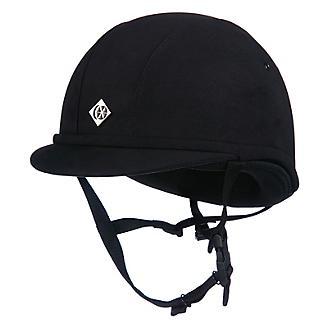 Charles Owen JR8 Round Helmet