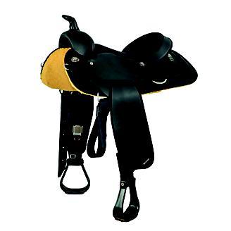 Wintec Frontier Full-Quarer Horse Bars Saddle