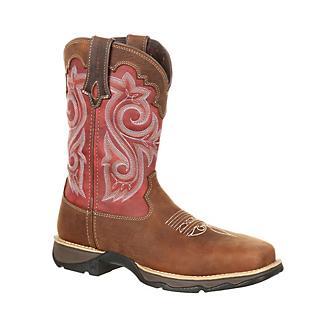 Durango Ladies WP Comp Toe Work Boots