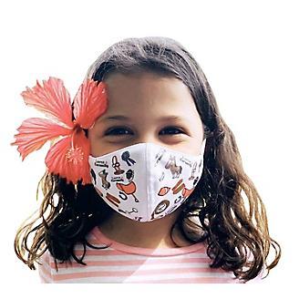 Lauren and Caramelly Kids Face Masks 2-Pack
